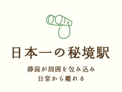 小幌駅 静寂に包み込まれた日本一の秘境駅