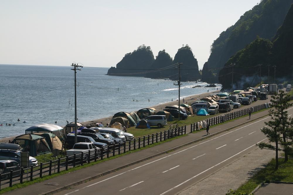 大岸第2キャンプ場