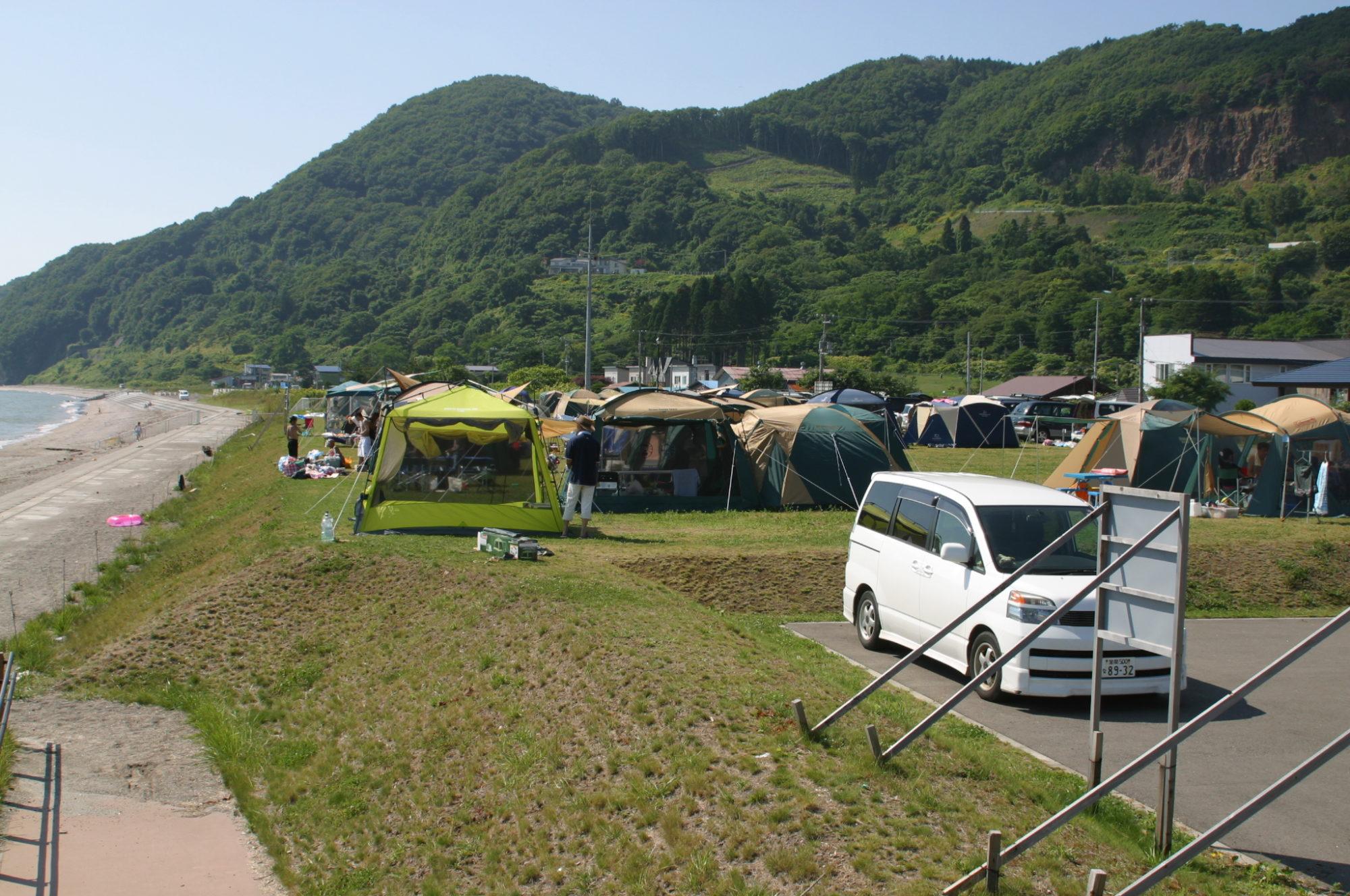 高岡オートキャンプ場
