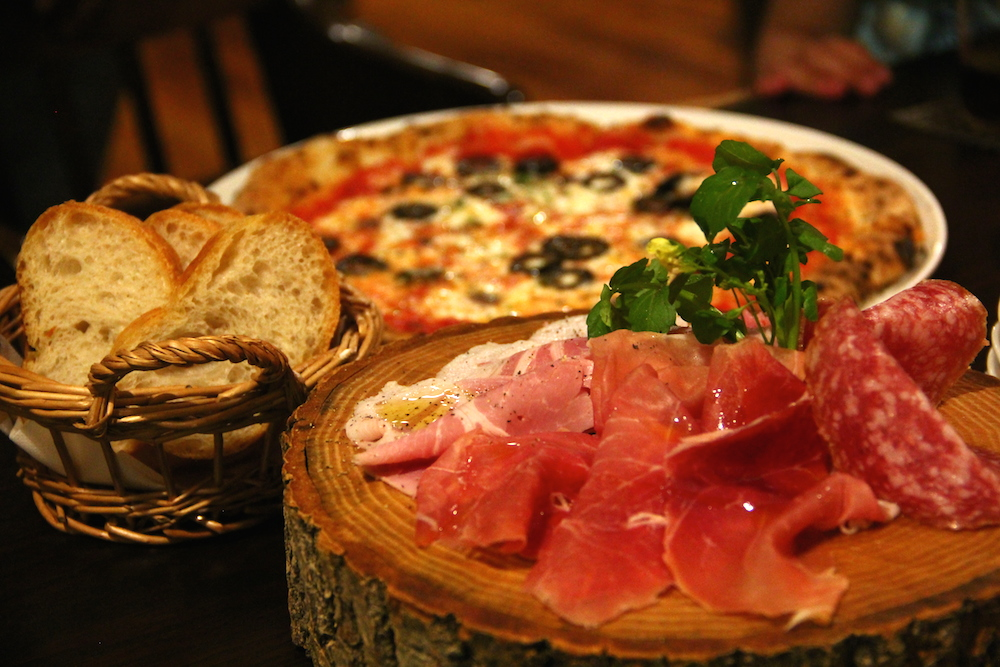 namihey pizza